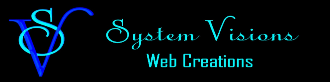 SystemVisions Web Design & Maintenance Services